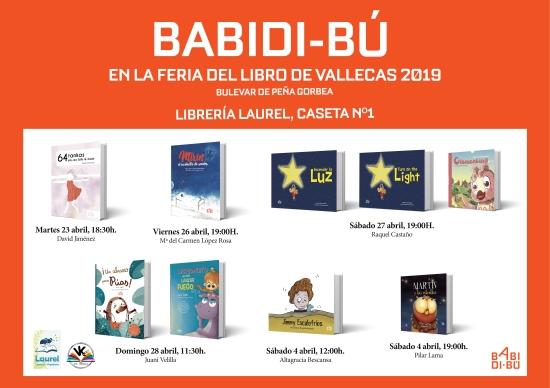 Feria del libro de Vallecas 2019 (1)-2